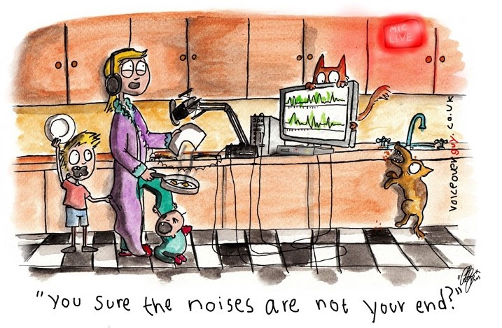 Voiceoverxtra Voice Over Cartoon Humor From Guy Harris
